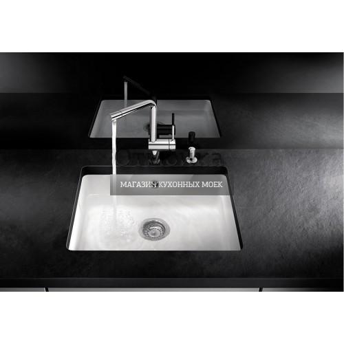 blanco subline 500 u ceramic puraplus. Black Bedroom Furniture Sets. Home Design Ideas